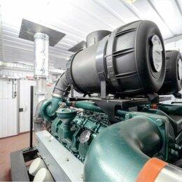 Электрогенераторы и станции - Газопоршневая электростанция 200 кВт, 0