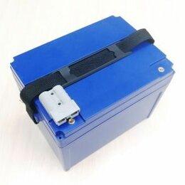 Аккумуляторы и комплектующие - Аккумуляторная батарея 12В 50Ач (LiFePO4, 4S1P, LF01-1250), 0