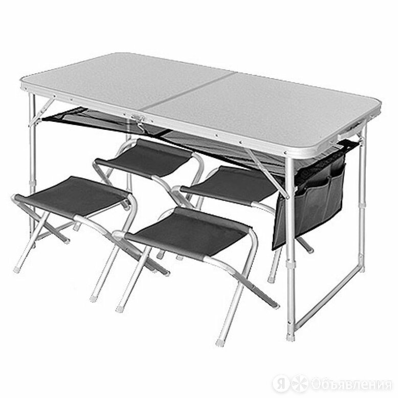 Складной стол Norfin RUNN NF по цене 8379₽ - Походная мебель, фото 0
