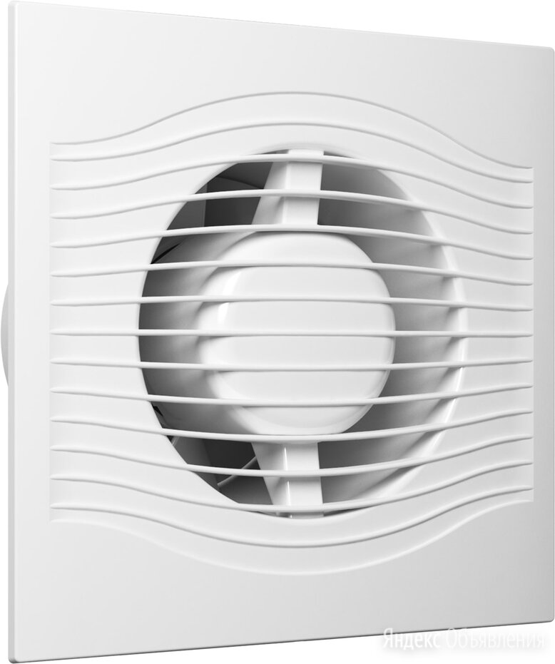 Вытяжной вентилятор Diciti Slim 6C по цене 2790₽ - Насосы и комплектующие, фото 0