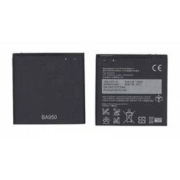Аккумуляторы - Аккумулятор BA950 для Sony Xperia ZR C5502, 0