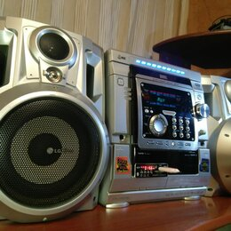 Музыкальные центры,  магнитофоны, магнитолы - Музыкальный центр USB, Bluetooth, DVD, MP3, 0