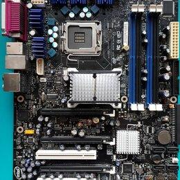 Материнские платы - Материнская плата Intel D975XBX, 0