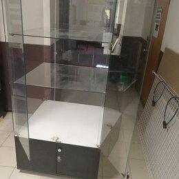 Витрины - Бескаркасные стеклянные витрины, 3 секции, 0