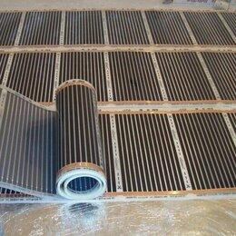 Электрический теплый пол и терморегуляторы - Пленочный инфракрасный теплый пол  (Ю.Корея), 0