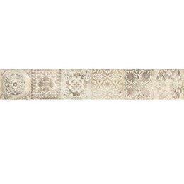 Заборчики, сетки и бордюрные ленты - бордюр parma cream бежевый 12,5x75 49857, 0