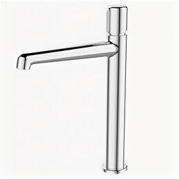 Краны для воды - Смеситель для умывальника BelBagno Uno высокий хром UNO-LMC-CRM, 0