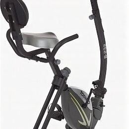 Велотренажеры - Компактный велотренажёр Torneo Compacta Plus B-232, 0