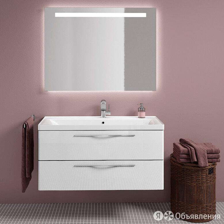 Мебель для ванной Sanvit Тандем 100 new по цене 61560₽ - Раковины, пьедесталы, фото 0