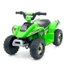 Электромобили - Электромобиль «Квадроцикл», цвет зелёный, 0