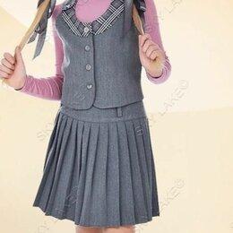 Комплекты и форма - Скай лайк школьная форма для девочки, 0