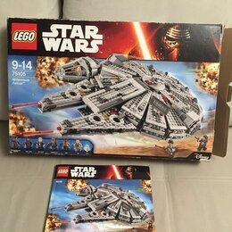 Конструкторы - Lego Star Wars 75105 Сокол Тысячелетия, 0