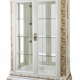Кровати - Витрина 2-х дверная Алсу, 0