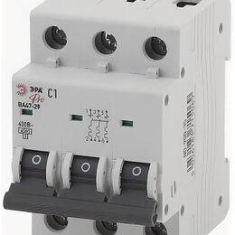Прочее оборудование - Автоматические выключатели 4,5 кА  ЭРА Pro NO-900-47 ВА47-29 3P 32А кривая C/(4/, 0