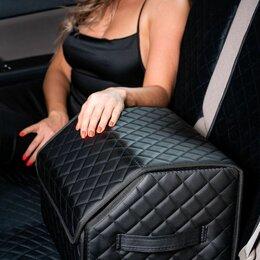 Аксессуары для салона - Сумка в багажник из экокожи, 0