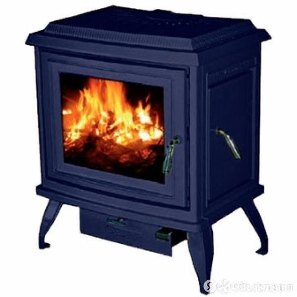 Отопительная печь Cashin C2-02 Blue по цене 198525₽ - Камины и печи, фото 0