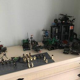 Конструкторы - Военное Lego, 0