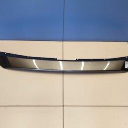 Кузовные запчасти - Накладка решетки радиатора Mazda CX-5 2017-, 0