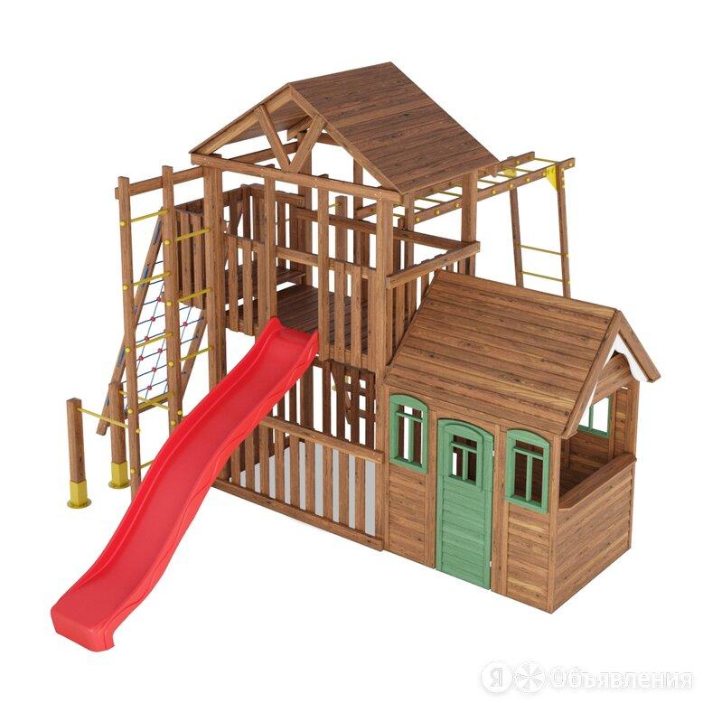 Детская Площадка по цене 143400₽ - Игровые и спортивные комплексы и горки, фото 0