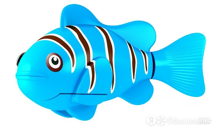 РОБОРЫБКА ROBO FISH по цене 450₽ - Игровые наборы и фигурки, фото 0