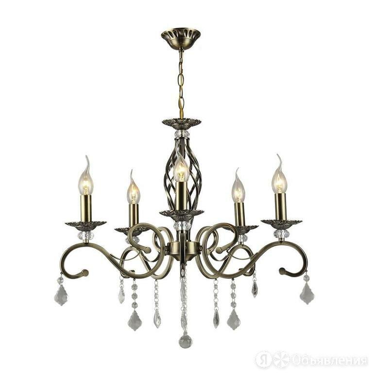 Подвесная люстра Wedo Light Аэлита 65160.01.05.05 по цене 4790₽ - Люстры и потолочные светильники, фото 0