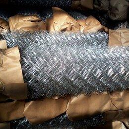 Заборчики, сетки и бордюрные ленты - Оцинкованная сетка рабица , 0
