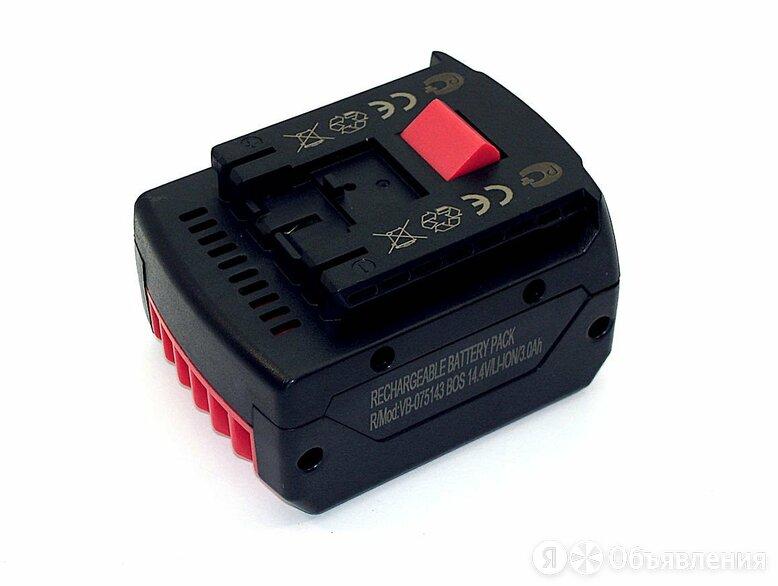 Аккумулятор для BOSCH (p/n: 2607336078, 2607336150, BAT607, BAT614), 1,3Ah 14... по цене 2480₽ - Аккумуляторы и зарядные устройства, фото 0