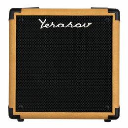 Гитарное усиление - Ламповый гитарный комбоусилитель Yerasov Gavrosh 8, Jensen C8R, 0