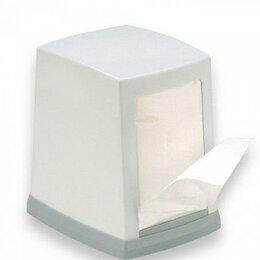 Мыльницы, стаканы и дозаторы - Диспенсер настольный для салфеток L-слож Lasla, 0