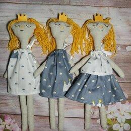 Куклы и пупсы - Кукла в стиле тильда, 0