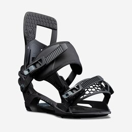 Спортивная защита - Крепления для сноуборда NIDECKER Muon-X Black, 0