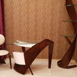 Столы и столики - Невероятный стол, стул и невероятная этажерка., 0
