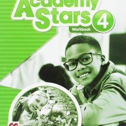 Обучающие плакаты - Academy Stars 4 Workbook, 0