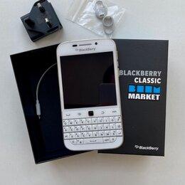 Мобильные телефоны - Blackberry Classic, 0