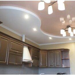Потолки и комплектующие - Нятяжной потолок в гостинную, 0
