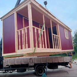 Готовые строения - бытовка  дачный домик 7х 2,30 м, 0