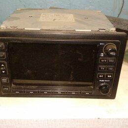 Автоэлектроника и комплектующие - Магнитофон Honda Stream 2001 [39810S7A0030] RN1 D17A, 0