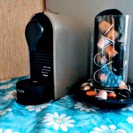 Кофеварки и кофемашины - Капсульная кофемашина Krups Nespresso, 0