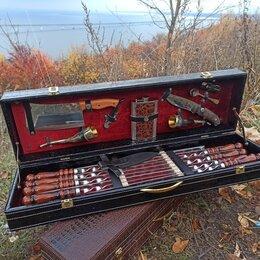Подарочные наборы - Подарочный шашлычный набор гранд пикник 4, 0