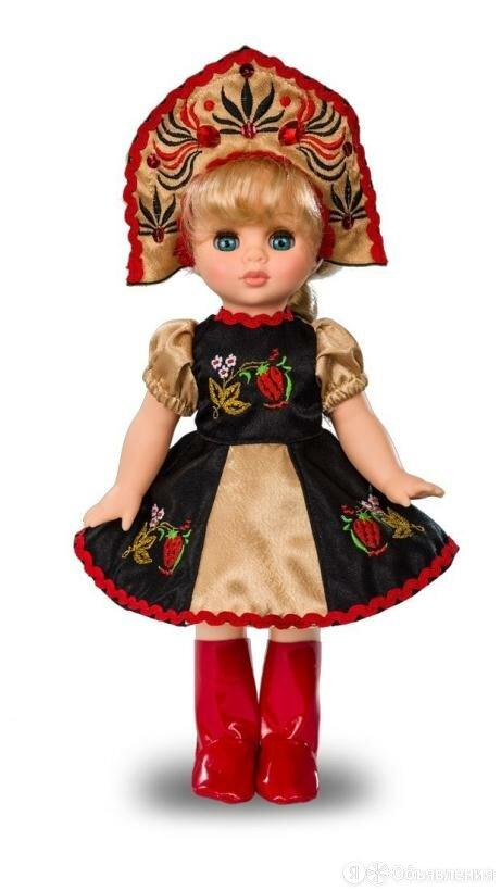 Эля Хохломская красавица. 30,5 см арт В2637 по цене 1250₽ - Куклы и пупсы, фото 0