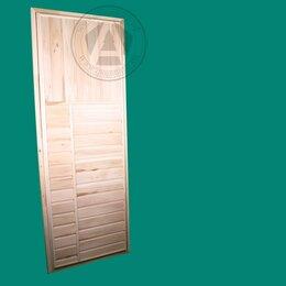 Двери - Дверь банная глухая сорт С 1900х700 Липа (ПогонажОпт) ОРИГИНАЛЬНАЯ Новинка!, 0