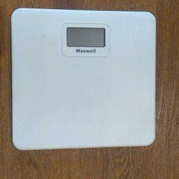 Напольные весы - Весы напольные maxwell mw-2655, 0