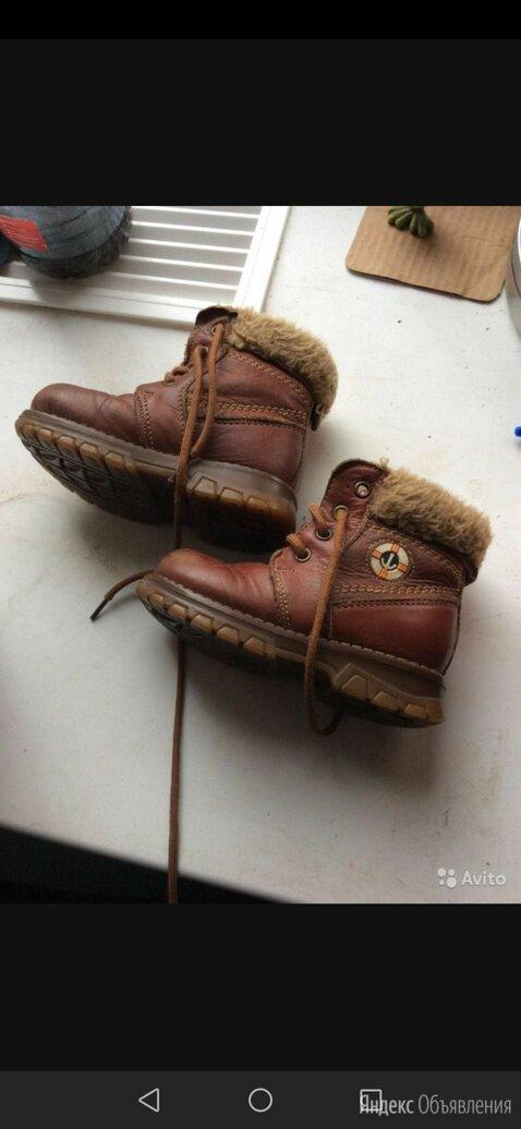 Ботиночки кожаные  по цене 500₽ - Ботинки, фото 0