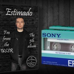 """Музыкальные CD и аудиокассеты - Аудио кассета """"Estimado - I'm From The USSR"""", 0"""
