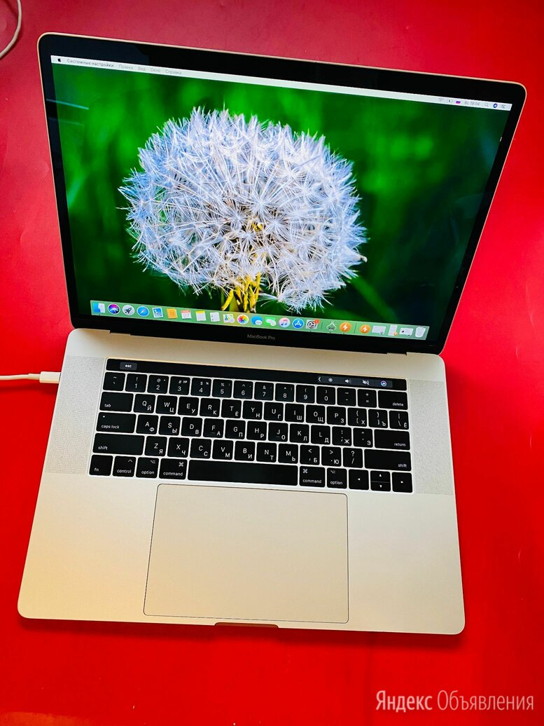 MacBook Pro 15 2017 512 SSD 4gb Radeon Pro 560 по цене 94000₽ - Ноутбуки, фото 0