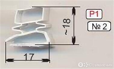 Р1 Уплотнитель 55x90 см, профиль Р1 по цене 500₽ - Аксессуары и запчасти, фото 0