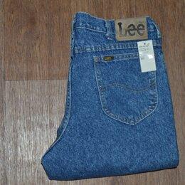 Джинсы - Джинсы Lee Riders W36 L32, винтаж, Made in USA, 0