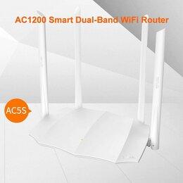 Оборудование Wi-Fi и Bluetooth - Wi-Fi роутер Tenda AC5S (новый), 0
