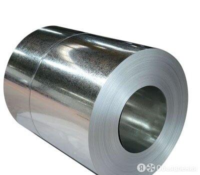 Рулон оцинкованный 0,3х1250 мм 08пс кл. Z 120 ГОСТ Р 54301-2011 по цене 116₽ - Металлопрокат, фото 0