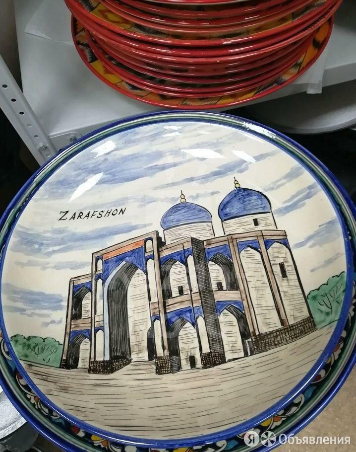 Ляган Старый город 32 см по цене 1200₽ - Декоративная посуда, фото 0